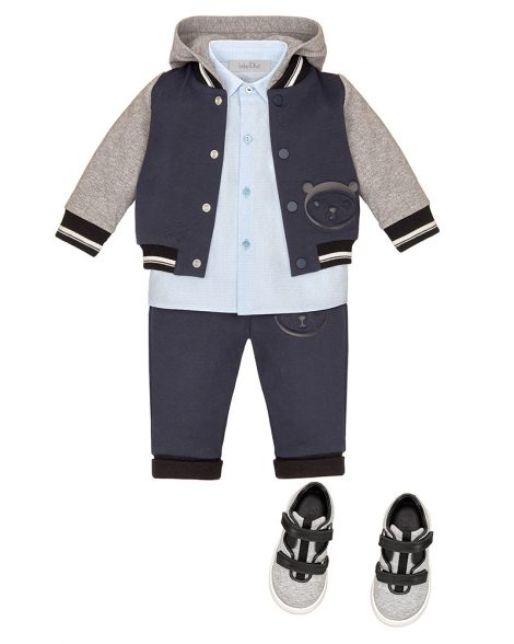 Baby Dior Jacket, Shirt, Trousers and Shoes