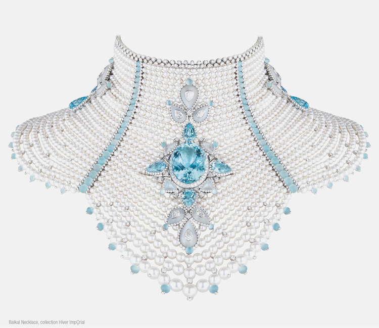 Masion Boucheron Introduces Nature Triomphante Collection