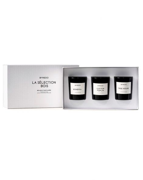 Byredo La Selection Bois Candles