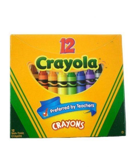 Crayola Crayons on mumzworld.com