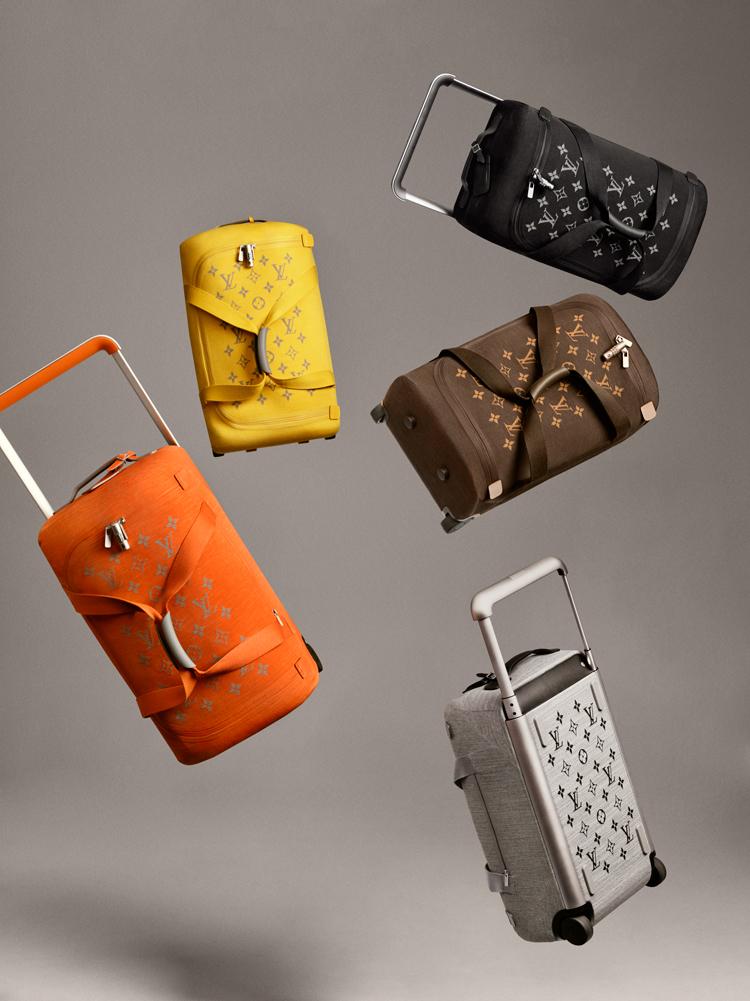 Louis Vuitton Horizon Soft luggage