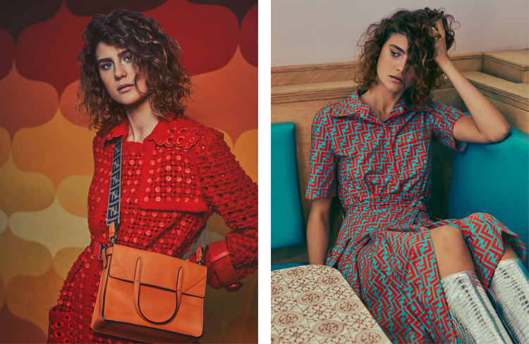 FENDI RESORT 2019 EDITORIAL SHOOT