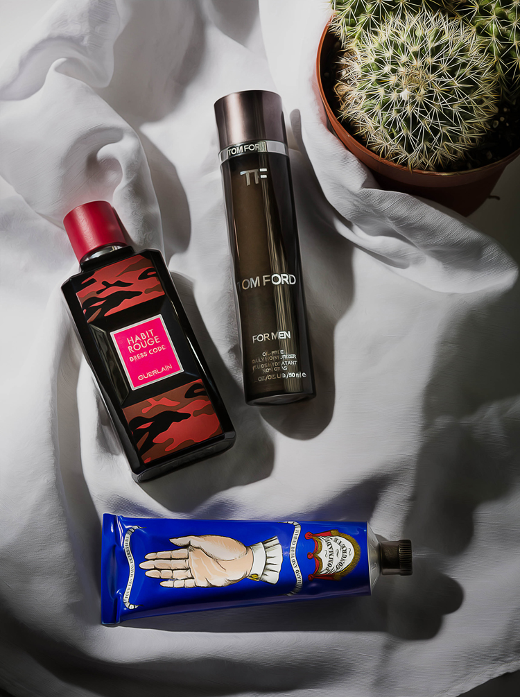 new grooming products
