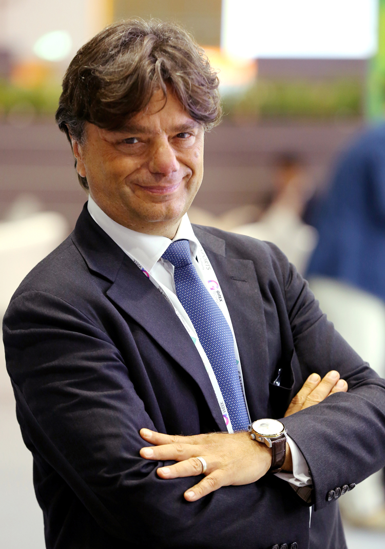 ITALIAN TRADE COMMISSIONER TO THE UAE DR GIANPAOLO BRUNO
