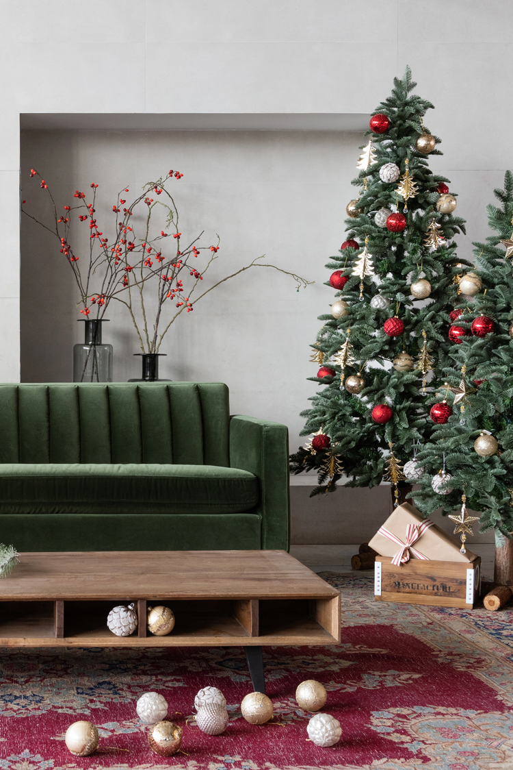 christmas decorating tips MARINA HOME