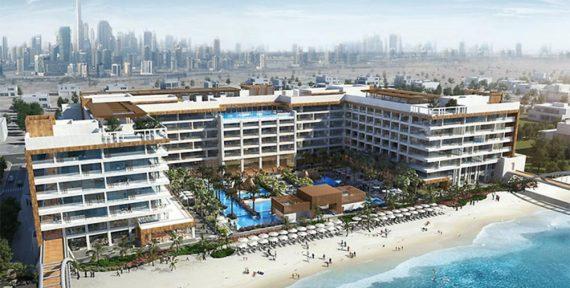 Dubai january 2019