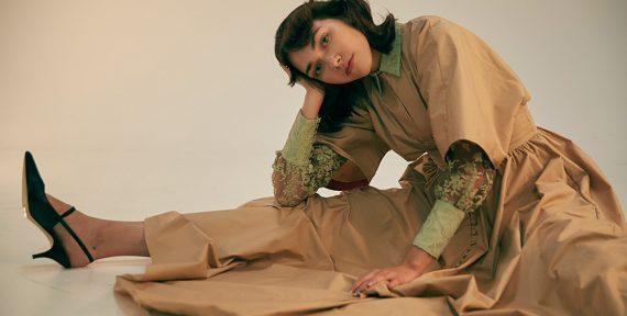 Marina Qureshi ss19 dubai fashion designer