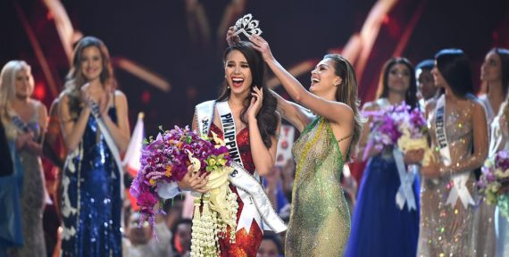 Miss Philippines Wins Miss Universe 2018 catriona gray