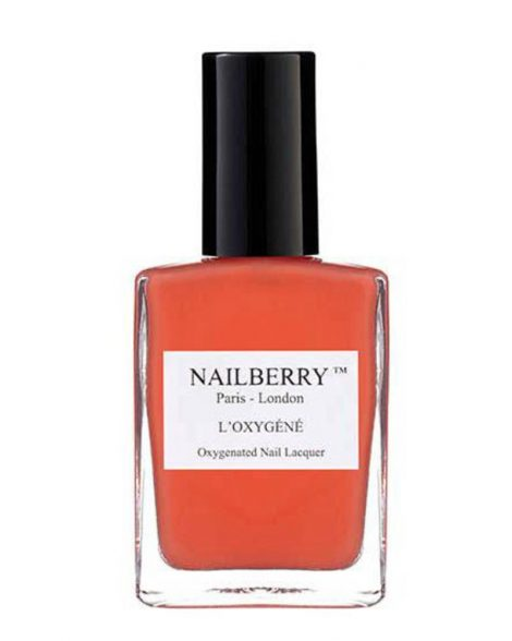 Nailberry Oxygenated Nail Lacquer in Decadence