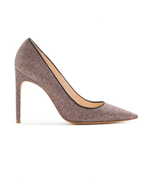 Rio Fine Glitter Pumps at Harvey Nichols-Dubai