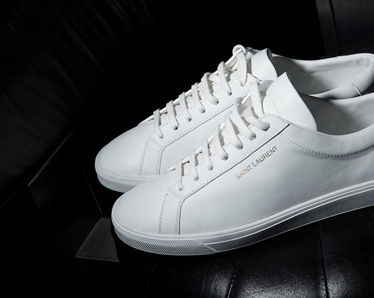 Saint Laurent's Andy Sneakers