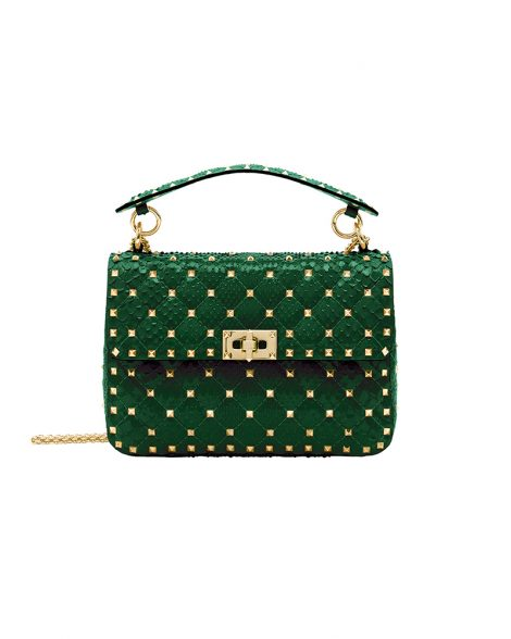 Valentino Garavani Exclusive Rockstud Spike bag