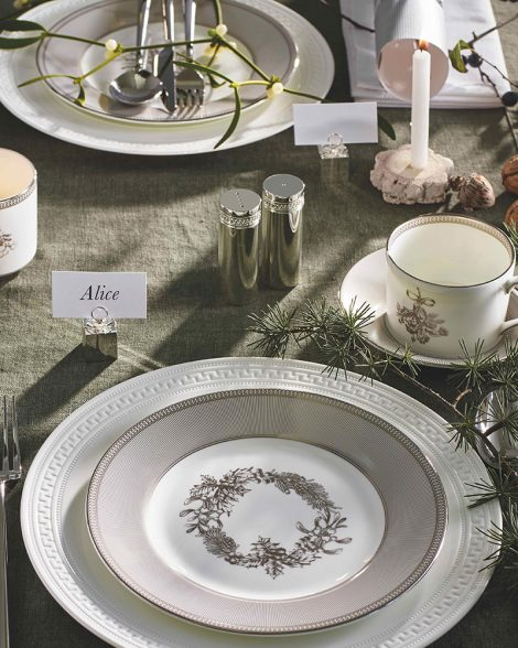 Wedgwood Christmas Winter White Collection