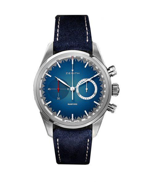 Zenith x Bamford watch