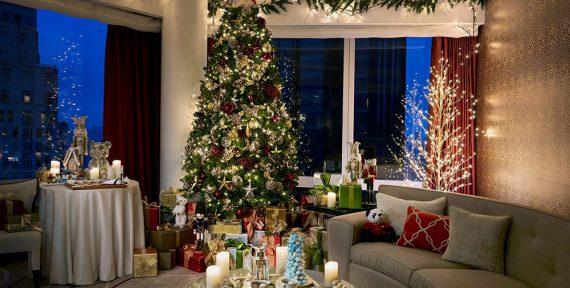 Mandarin Oriental hotel london christmas 2018