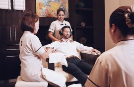 male pedicures dubai