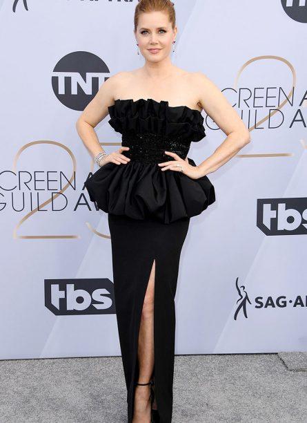 Amy Adams in Celine by Hedi Slimane