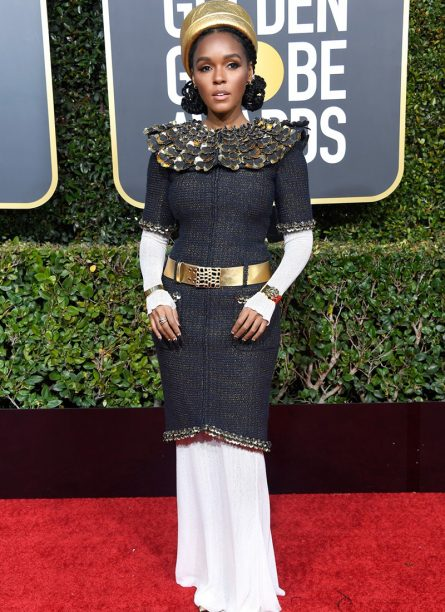 Janelle Monae Wore Chanel