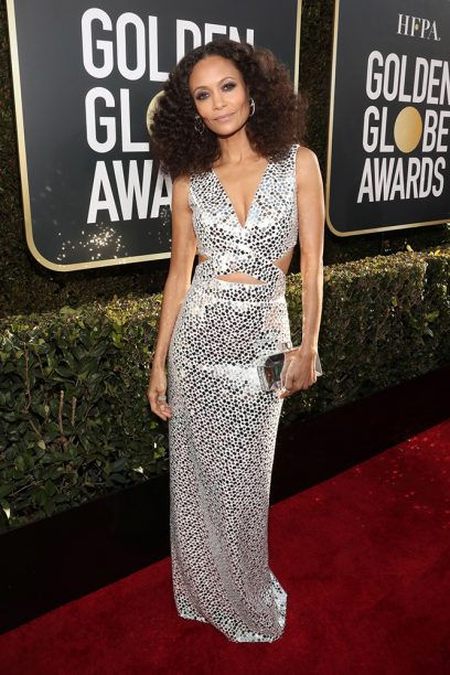 Thandie Newton Wore Michael Kors