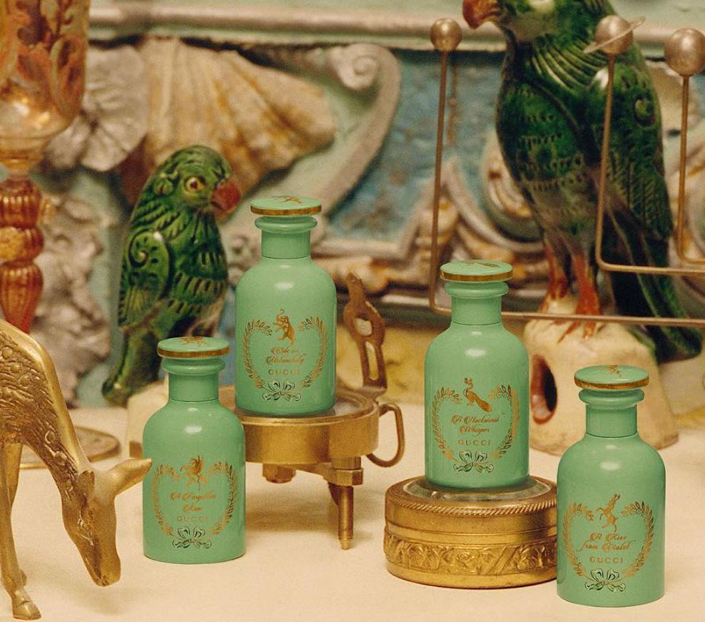 Gucci Alchemists Garden