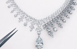 Tiffany & Co diamond provenance