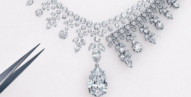 Tiffany & Co diamond provenance