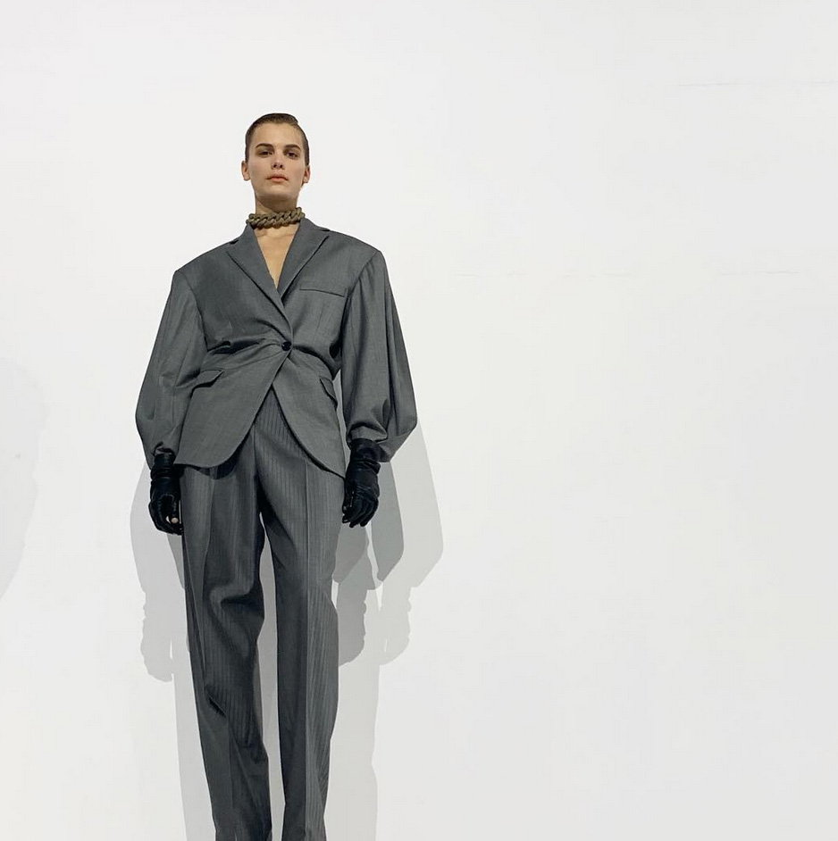 acne studios fall 2019 women