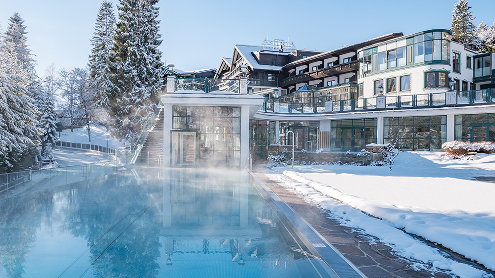 best spa in the world seefeld austria