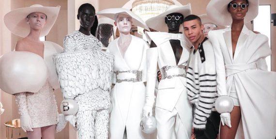 balmain couture ss19 paris