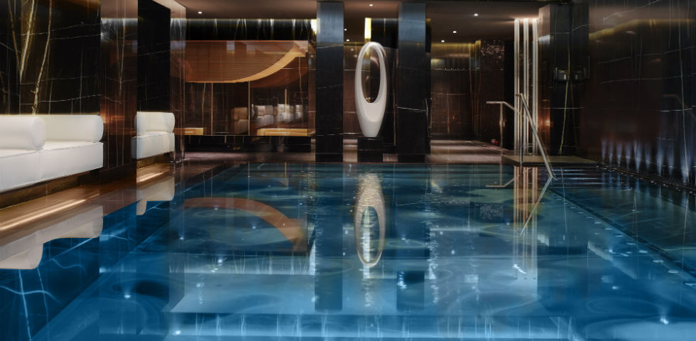best spa in the world corinthia london