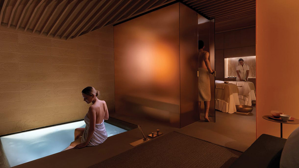best spa in the world four seasons milan