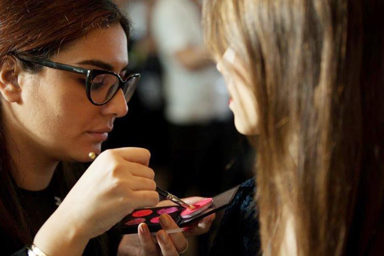 MARIAM KHAIRALLAH MAC Makeup artist