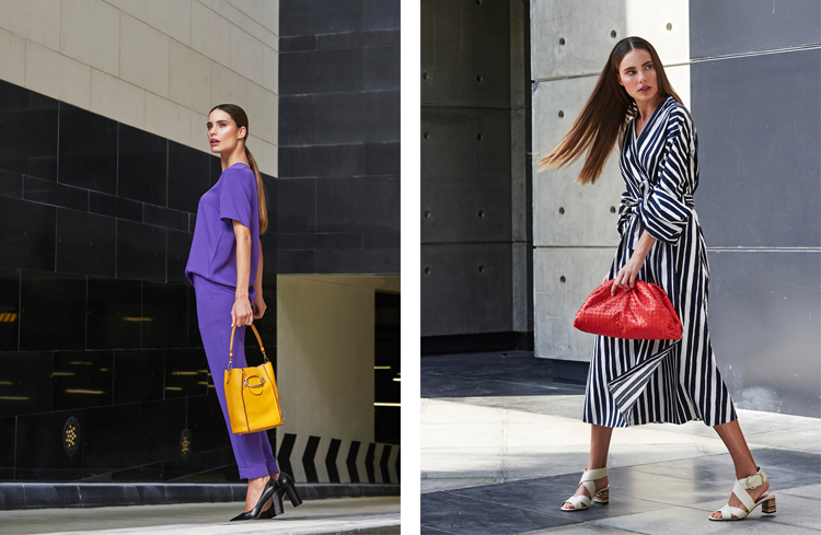 Workwear fashion city walk dubai