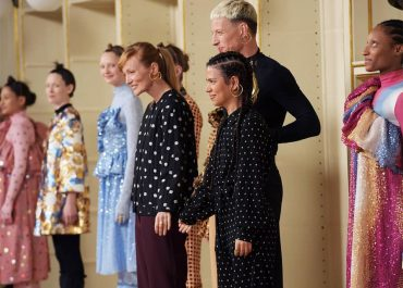 Stine Goya cfw aw19 sustainable fashion