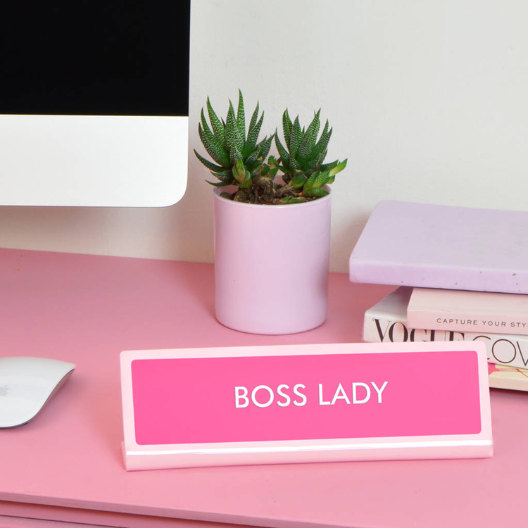 how to be a woman boss