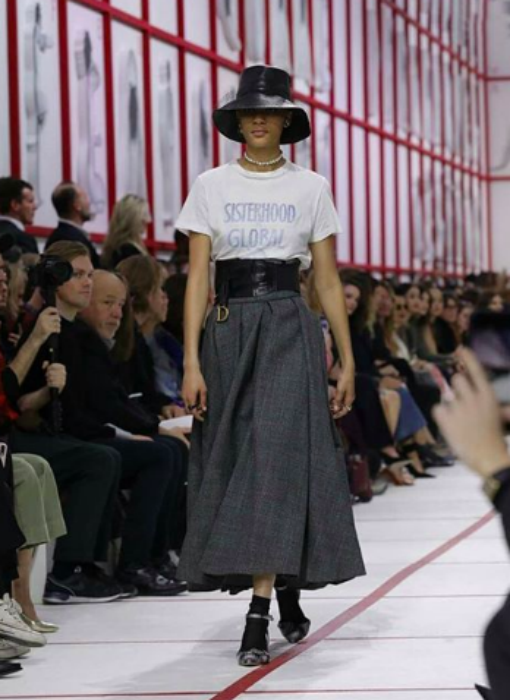 sisterhood global for dior aw19
