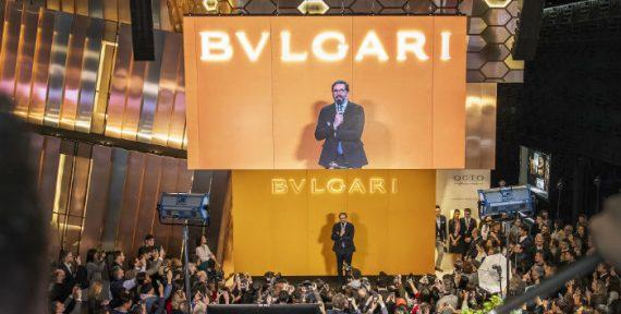 Bvlgari broke another world record at Baselworld 2019