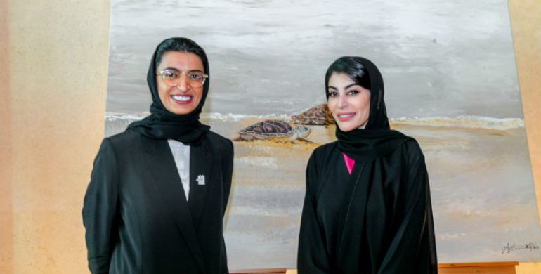 Ashwaq Abdulla talks to A&E about her nature-inspired new project