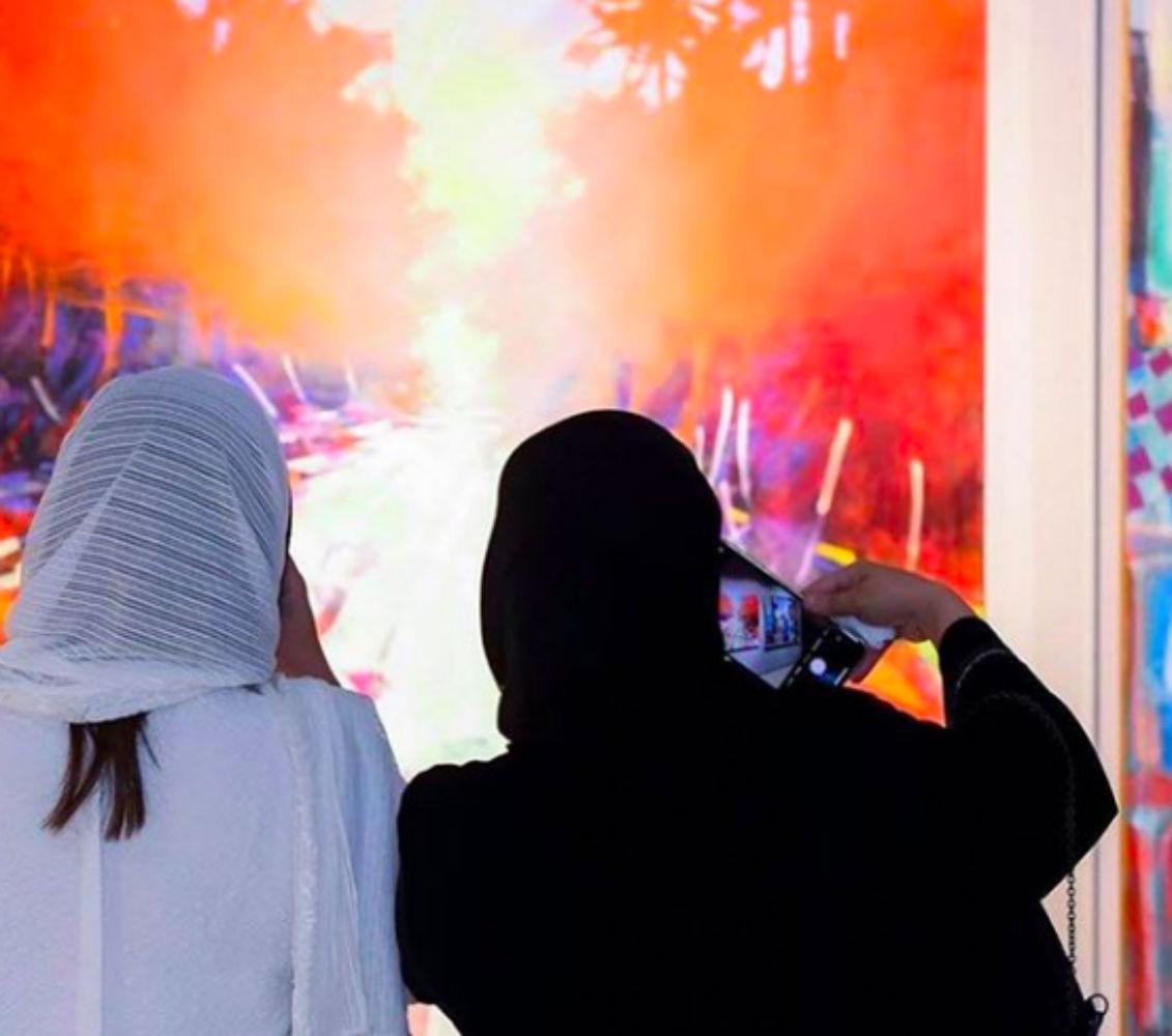 Aisha Alabbar gallery in Alserkal Avenue is holding a tribute to women exhibition this March
