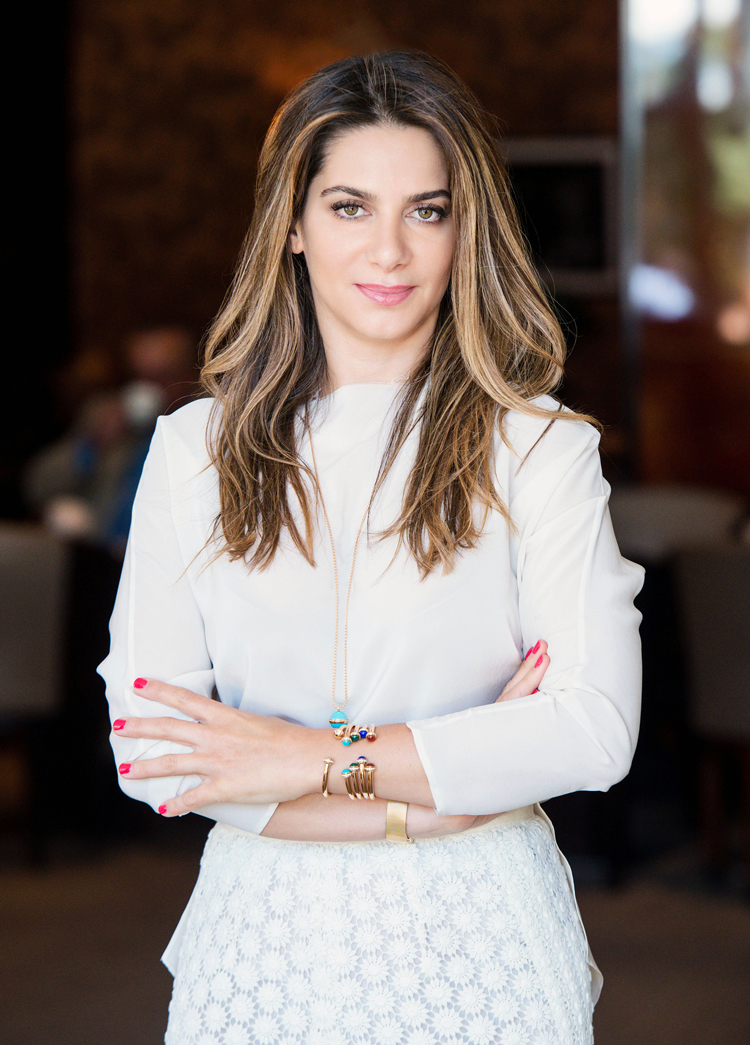 CEO of Piaget Chabi Nouri sits down with A&E