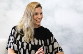 Janine Knizia joins A&E TV for Morning Coffee