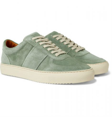 Larry Suede Sneakers Mr P