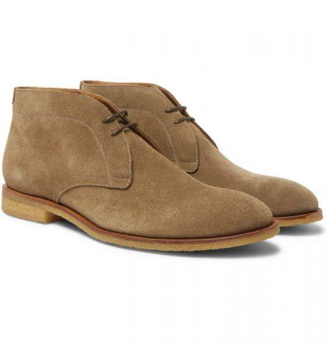 Lucien Suede Desert Boots