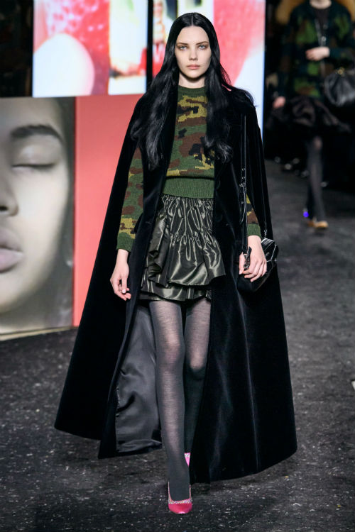53b9c7312fe Miu Miu at Paris Fashion Week 2019  Miuccia Prada s AW19 Show Review ...