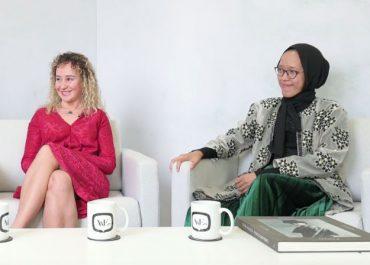 Modern Fashion Week Founders Ozlem Sahin and Franka Soeria