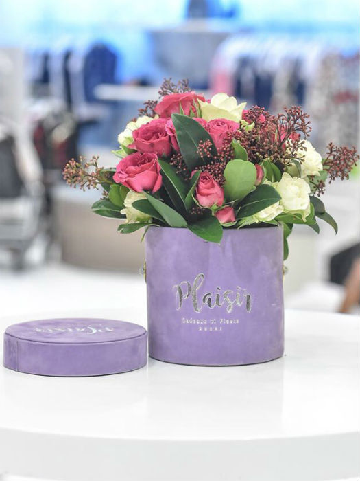 Mandy McMechan has a very unique style at Plaisir Flowers