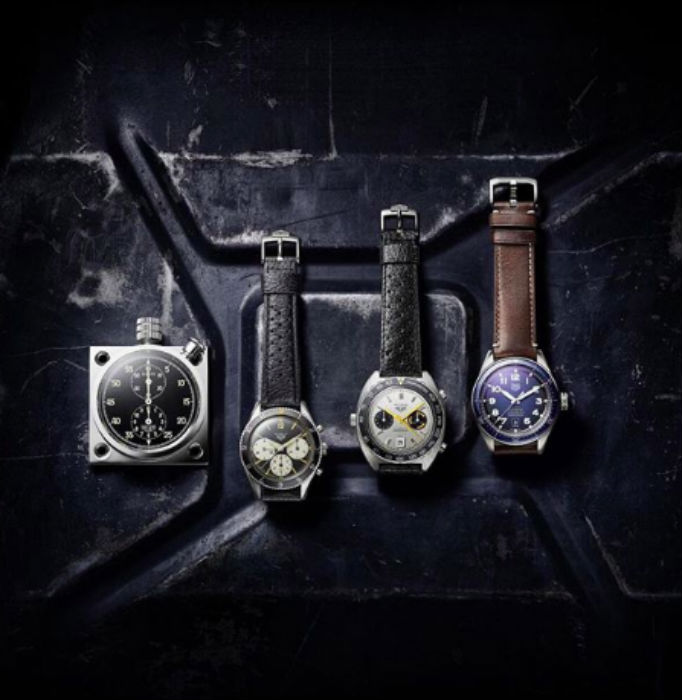 TAG Heuer at Baselworld 2019