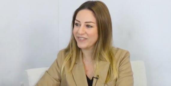 Wedding planner Maya toubia career chats ae tv