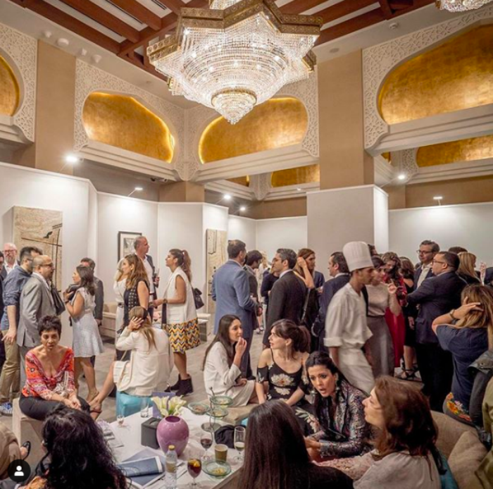 Art Dubai will take place between March 20-23 in 2019. Credit: Instagram/artdubai