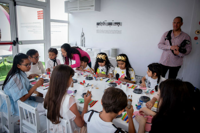 art dubai workshops